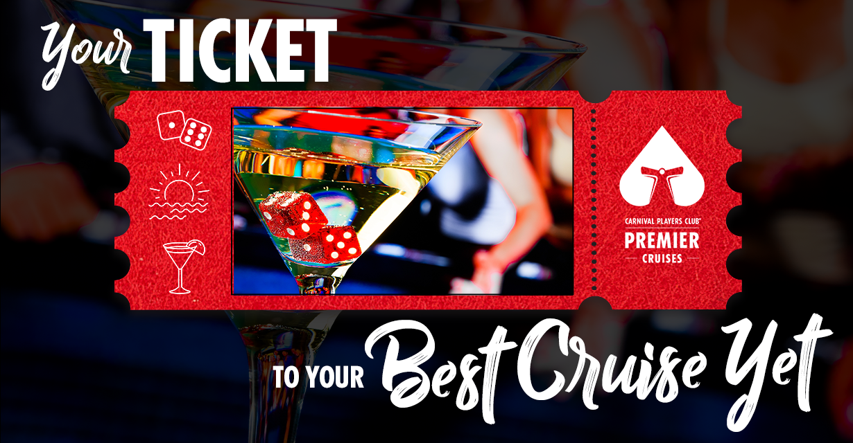 Your ticket to your Best Cruise Yet