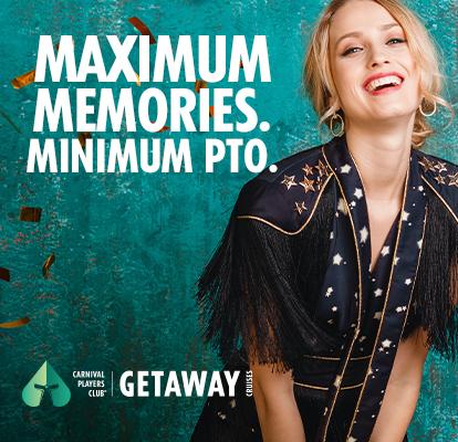 Maximum memories. Minimum PTO.